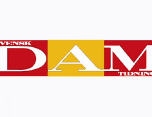 Competition in 'Svensk Damtidning'
