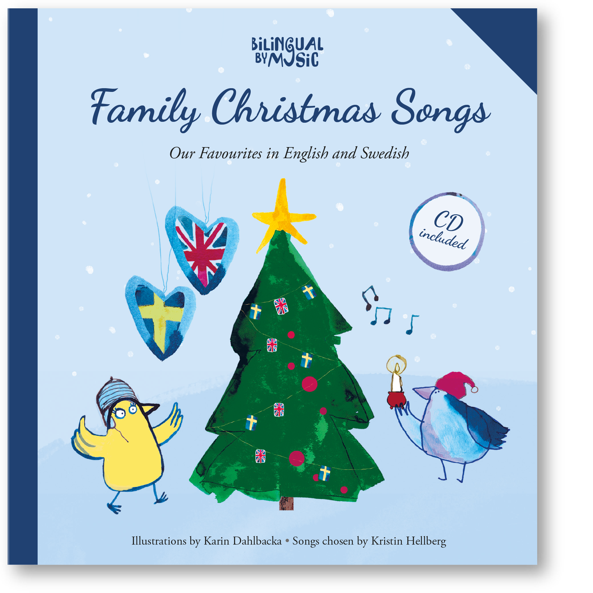 Family Christmas Songs – Our Favourites in English and Swedish ...