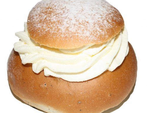 "Its time for a singing ""Semla""…"